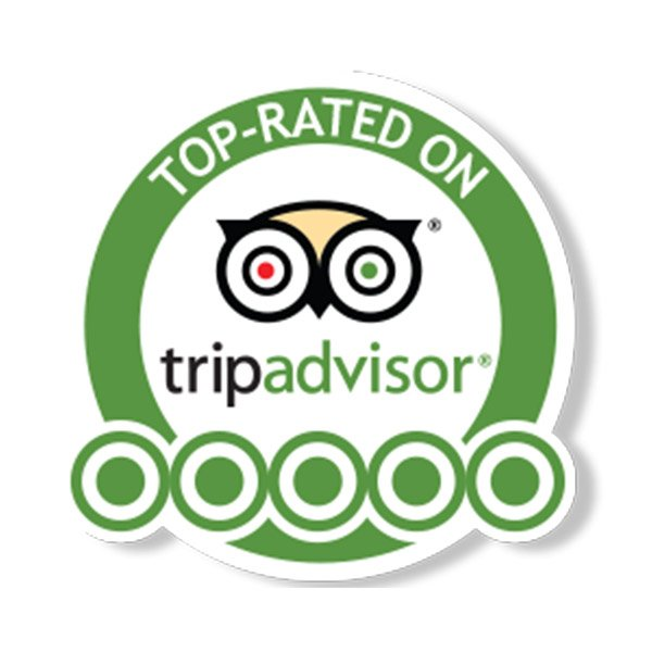 Reviewd on tripadvisor